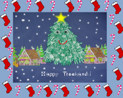 Treesmas Card!