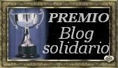 PREMIOS BLOGS SOLIDARIOS
